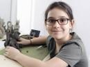 Grup 8 10 ani Modelaj Lut Vulpe Andreea 130x98 Atelier modelaj