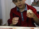 Grup 8 10 ani Modelaj Pasta Ceramica Suport Oua Yasen 130x98 Atelier modelaj