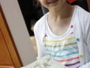 Grup 8 10 ani Modelaj aluat Elemente marine Chloe 130x98 Atelier modelaj