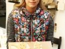 Grup 8 10 ani Modelaj in aluat Animale marine Anastasia 130x98 Atelier modelaj