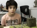 Grup 8 10 ani Modelaj lut Cutie cu bijuterii Aleksis 130x98 Atelier modelaj