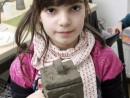 Grup 8 10 ani Modelaj lut Cutie cu bijuterii Sofia 130x98 Atelier modelaj