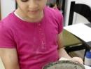 Grup 8 10 ani Modelaj lut Medalion frunza Chloe 2 130x98 Atelier modelaj