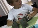 Grup 8 10 ani Modelaj lut Suporturi Razvan 130x98 Atelier modelaj