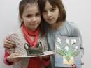 Grup 8 10 ani modelaj Alexia si Valeria 130x98 Atelier modelaj