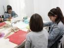 Grup 8 10 ani modelaj ceramica Dinozaur Diana Valeria 130x98 Atelier modelaj