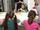 Grup 8 10 ani modelaj ceramica Dinozaur Ema Chloe 130x98 Atelier modelaj