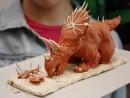 Grup 8 10 ani modelaj ceramica Dinozaur Fidan 4 130x98 Atelier modelaj