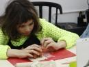 Grup 8 10 ani modelaj ceramica Dinozaur Sara 130x98 Atelier modelaj
