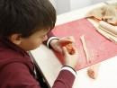 Grup 8 10 ani modelaj ceramica Dinozaur Victor 130x98 Atelier modelaj