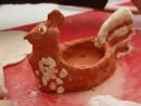 Grup 8 10 ani modelaj ceramica Suport oua Razvan 2 130x98 Atelier modelaj
