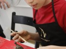 Grup 8 10 ani modelaj lut Arici Sara 2 130x98 Atelier modelaj