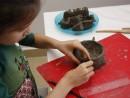 Grup 8 10 ani modelaj lut Bomboniera Ema 130x98 Atelier modelaj