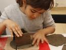 Grup 8 10 ani modelaj lut Casa Chloe 130x98 Atelier modelaj