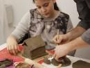 Grup 8 10 ani modelaj lut Casa Diana 130x98 Atelier modelaj