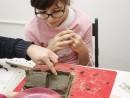 Grup 8 10 ani modelaj lut Casa Fidan 130x98 Atelier modelaj