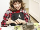 Grup 8 10 ani modelaj lut Casa Sara 130x98 Atelier modelaj