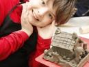 Grup 8 10 ani modelaj lut Casa Vladut 130x98 Atelier modelaj