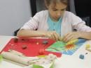 Grup 8 10 ani modelaj plastilina Livada Ema 2 130x98 Atelier modelaj