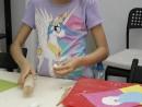 Grup 8 10 ani modelaj plastilina Vaza cu Flori Ema 130x98 Atelier modelaj