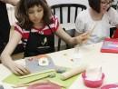 Grup 8 10 ani modelaj plastilina Vaza cu Flori Sara si Fidan 130x98 Atelier modelaj