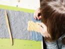 Grup 8 10 ani modelaj plastilina Vaza cu Flori Valeria 130x98 Atelier modelaj