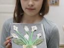 Grup 8 10 ani modelaj plastilina Vaza cu Flori Valeria 3 130x98 Atelier modelaj