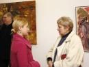Marina Capatina si Marilena Preda Sanc 130x98 Premiul Pentru Tineret la Salonul Anual de Pictura 2013