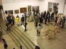 Pictor Marina Capatina UNArte 150 ani Iluzii Copil 4 130x98 Artist Selectat: Expozitia UNArte 150 ani. Pictura, Sculptura, Grafica.
