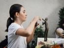 Scoala De Vara Modelaj Lut Balerina Alexandra1 130x98 Scoala de Vara, 2015