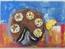 Scoala De Vara Modelaj Plastilina Tort Cu Fistic Si Ciocolata Teuta 130x98 Scoala de Vara, 2015