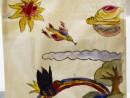 Scoala De Vara Pictura Material Textil Sacosa Fidan 130x98 Scoala de Vara, 2015