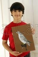 Clasa 10 14 ani Desen Penita Soim Kevin. 125x187 Rezultate de exceptie la cursurile de pictura si desen