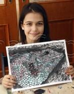 Clasa 10 14 ani Desen Penita Soparla Miruna. 147x187 Rezultate de exceptie la cursurile de pictura si desen
