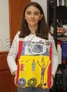 Clasa 10 14 ani Pictura Acrilic Circ Alexandra. 136x187 Rezultate de exceptie la cursurile de pictura si desen