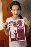 Clasa 10 14 ani Pictura Tempera Vreau sa fiu Laura. 125x187 Rezultate de exceptie la cursurile de pictura si desen