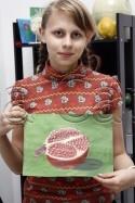Clasa 14 18 ani Pictura Tempera Rodie Aliona. 125x187 Rezultate de exceptie la cursurile de pictura si desen