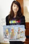 Clasa 14 18 ani Pictura Tempera Tehnologie Ruxandra. 125x187 Rezultate de exceptie la cursurile de pictura si desen