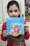 Clasa 8 10 ani Desen Pastel Cretat Ulcior Andrada. 125x187 Rezultate de exceptie la cursurile de pictura si desen