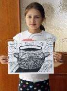 Clasa 8 10 ani Desen Penita Ulcica Maria. 138x187 Rezultate de exceptie la cursurile de pictura si desen