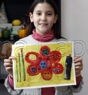 Clasa 8 10 ani Pictura Acuarela Paleta de Culori Diana. 173x187 Rezultate de exceptie la cursurile de pictura si desen