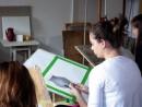 Grup Meditatii 2012 Clasa a 9 a Proba Desen Natura Statica cu Ulcior Cub si Fruct P1 130x98 Rezultate admitere la Liceul de Arte Plastice