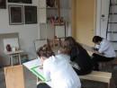 Grup Meditatii 2012 Clasa a 9 a Proba Desen Natura Statica cu Ulcior Cub si Fruct P4 130x98 Rezultate admitere la Liceul de Arte Plastice