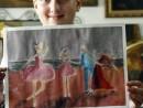 Grup Meditatii 2013 Clasa a 6 a Proba Culoare Compozitie Cu Personaje Columb1 130x98 Rezultate admitere la Liceul de Arte Plastice