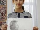 Grup Meditatii 2014 Clasa a 5 a Proba Desen Natura Statica Cu UlciorFruct Diana 130x98 Rezultate admitere la Liceul de Arte Plastice