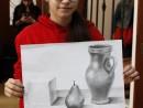 Grup Meditatii 2014 Clasa a 9 a Proba Desen Natura Statica Cu UlciorCub Fruct Irisz 130x98 Rezultate admitere la Liceul de Arte Plastice