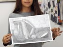 Grup Meditatii 2015 Clasa a 5 a Proba Desen Natura Statica Cu Ulcior Leguma Yasmin 130x98 Rezultate admitere la Liceul de Arte Plastice