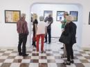 Expozitie Fluide Mogosoaia 2016 0328 130x98 Expozitie Pictura Fluide(s), Palatul Mogosoaia, 2016