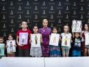 Scoala de vara Desen Costum popular Transilvania Ana Maria Vanessa Eric Irina Dariana Irina Briana Grigore Sebi 130x98 Scoala de Vara, 2016   Galerie Foto