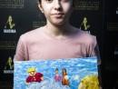Scoala de vara Modelaj plastilina Ilustratie de carte Ioana 21 130x98 Scoala de Vara, 2016   Galerie Foto